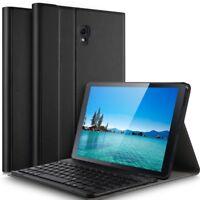 Bluetooth Keyboard Stand Flip Case for Samsung Galaxy Tab A 10.5 2018 T590 T595
