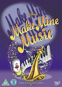 Make Mine Music DVD NEW