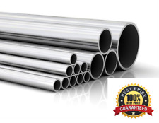 Stainless Steel Round Tube Pipe Various Sizes 4mm 42mm 316 Grade