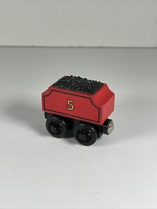 Thomas the train Wooden James Tender BACK END ONLY #5