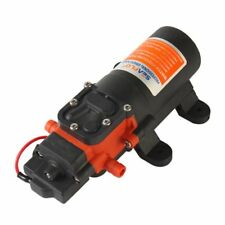 Seaflo 12v Water Pressure Diaphragm Pump 3.8 LPM 1.0 GPM 40 PSI - Caravan/r D5I7