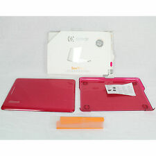 "Speck SeeThru Hard Shell Case for MacBook 13"" Raspberry Pink SPK-A0460"