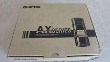 Optex AX-70TN Indoor Outdoor Photoelectric Beam Detector 70' range - Free Ship