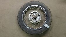 1973 Yamaha RD350 RD250 Y554' rear wheel rim 18in