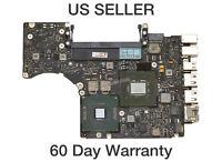 "Apple MacBook 13"" A1278 MB466LL/A MB467LL/A Motherboard w/ 2.0Ghz CPU 661-4818"