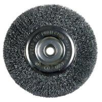 6 Inch Wire Wheel for Bench Grinder - USA Seller - Free Shipping