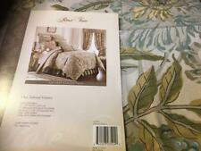 """Rose Tree Antibes Collection Floral Tailored Valance  New 80"""" x 17"""""""