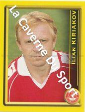 N°034 ILIAN KIRIAKOV # BULGARIA ABERDEEN.FC STICKER PANINI SCOTTISH LEAGUE 2000