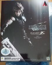 OFFICIAL FINAL FANTASY VII 7 REMAKE PLAY ARTS KAI NO.1 CLOUD STRIFE