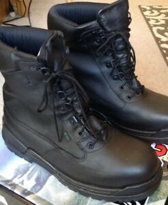 """ROCKY ELIMINATOR 8"""" Insulated Boot Postal Duty Work Shoes Men's Size 9W NEW $227"""