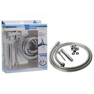 CleanStream Shower Enema Set - Cleansing Kit