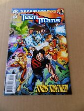 Teen Titans  82 .  DC . 2010 -  VF