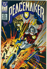 DC Comics PEACEMAKER #3 of 4 (March 1988)