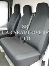 TO FIT A CITROEN RELAY VAN, 2014, SEAT COVERS, YARO FABRIC SINGLE & DOUBLE