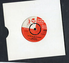 45 RPM Record: 1961: John Leyton: Wild Wind/ You Took My Love for Granted