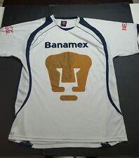 pumas unam soccer jersey mexico xl banamex NEXTEL For Men Original