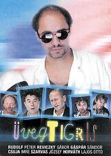 ÜVEGTIGRIS - HUNGARIAN DVD (2000)