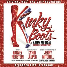 Jerry Mitchell - Kinky Boots [Original West End Cast Recording]