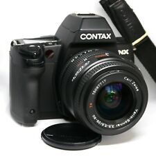 :Contax NX 35mm Film SLR Camera w/ Zeiss Vario-Sonnar T* 28-80mm Lens [MINT]