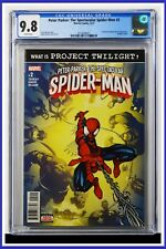 Peter Parker The Spectacular Spider-Man #2 CGC Graded 9.8 Marvel 2017 Comic Book