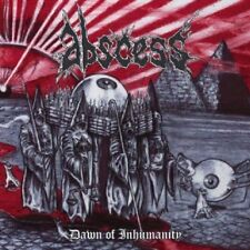 Abscess-Dawn Of Inhumanity  CD NEW