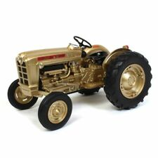 1/16 FORD 881 GOLD DEMONSTRATOR National Farm Toy Museum Anniver ERTL 13937