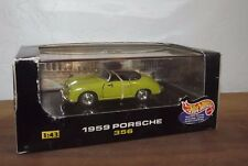 HOT WHEELS COLLECTIBLES 1/43 SCALE 1959 PORSCHE GREAT LOOKING CAR VALUE PRICE!