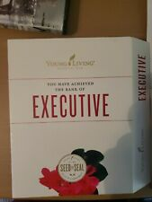 Congratulations On Advancement To Executive Young Living collectible pins box
