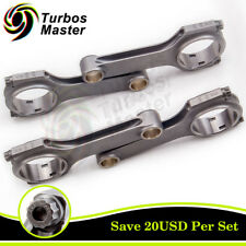 Connecting Rod Rods for Toyota Starlet GT Turbo Glanza 4EFTE 4E-FTE 1.3L + bolts