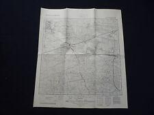 Landkarte Meßtischblatt 3945 Luckenwalde, Jänickendorf, Stülpe, 1941