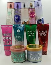 Bath & Body Works Outlet  Winter/Christmas Items! New Stock Added 6/03/20