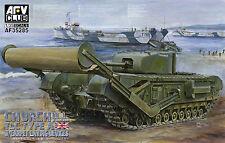 AFV Club 1/35 Churchill Mk.IV TLC TYPE-A w/Carpet laying devices Plastic AF35285