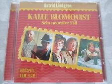 Astrid Lindgren - Kalle Blomquist - Sein neuster Fall - Hörspiel zum Film - CD