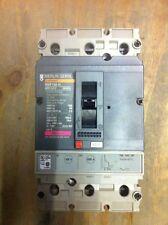 Merlin Gerin Compact Circuit Breaker  NSF150H TM100DP 3P3D - 600Y/347V