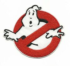 """3.5"""" Ghostbusters movie Embroidered Iron On / Sew On Patch"""