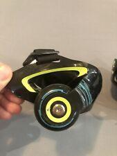 Razor Jetts Heel Wheels Green Blue Adjustable Strap Skates
