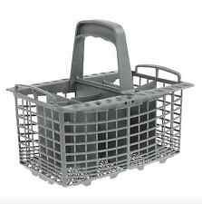 *FREE POST Dishwasher Cutlery Basket GREY See Page Description fits Measurements