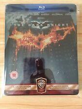 The Dark Knight Steelbook Blu Ray