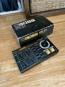 Roland DR-55 Dr Rythm Analog Drum Machine Boxed - possible Damage