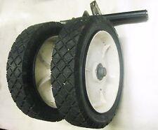 Trim Rite Edger Model 733 743 Wheel Arm Axle Assembly part 025011 part 025022