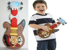 Jake and the Never Land Pirates Pirate Rock Guitar Toy - Music and Lights