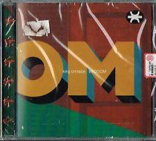 King Crimson: Vroom - CD rare made in Italy 1994
