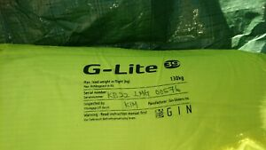G-Lite Emergency Parachute for paraglider Size 39 103kg GOOD condition