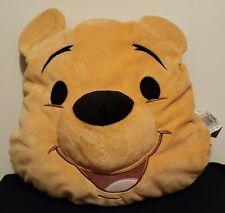 Disney Winnie The Pooh Plush Face Pillow Plush Pillow Plush