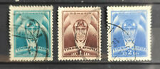Romania 193 Sg T1253-6 Air, Aviation Fund Used