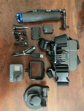 GoPro HERO6 Black HD 4K Action Waterproof CHDHX-601 + Extreme Sports Bundle