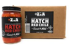 Original New Mexico Hatch Red Chile By Zia Green Chile Company - 6 Pack
