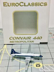 AeroClassics 1:400 Sabena Convair 440 OO-SCT