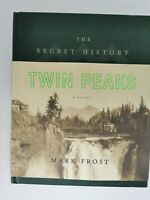 The Secret History of Twin Peaks By Mark Frost Hardcover Free Shipping