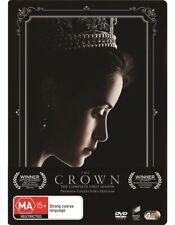 The Crown : Season 1 (DVD, 2017, 4-Disc Set)